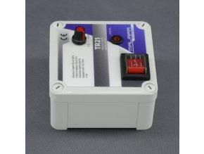 Malapa regulátor napětí plynulý 2200W (pod omítku nebo na povrch) TR21 Cover