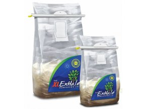 Exhale CO2 Bags compressor 1
