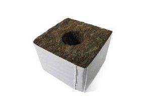 Agra-Wool kostka 10*10 cm s velkou dírou 3,5 cm, krabice 120 ks Cover