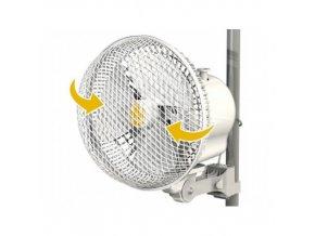 Ventilátor Monkey Fan 20W, 21cm, 2 rychlosti, oscilační Cover