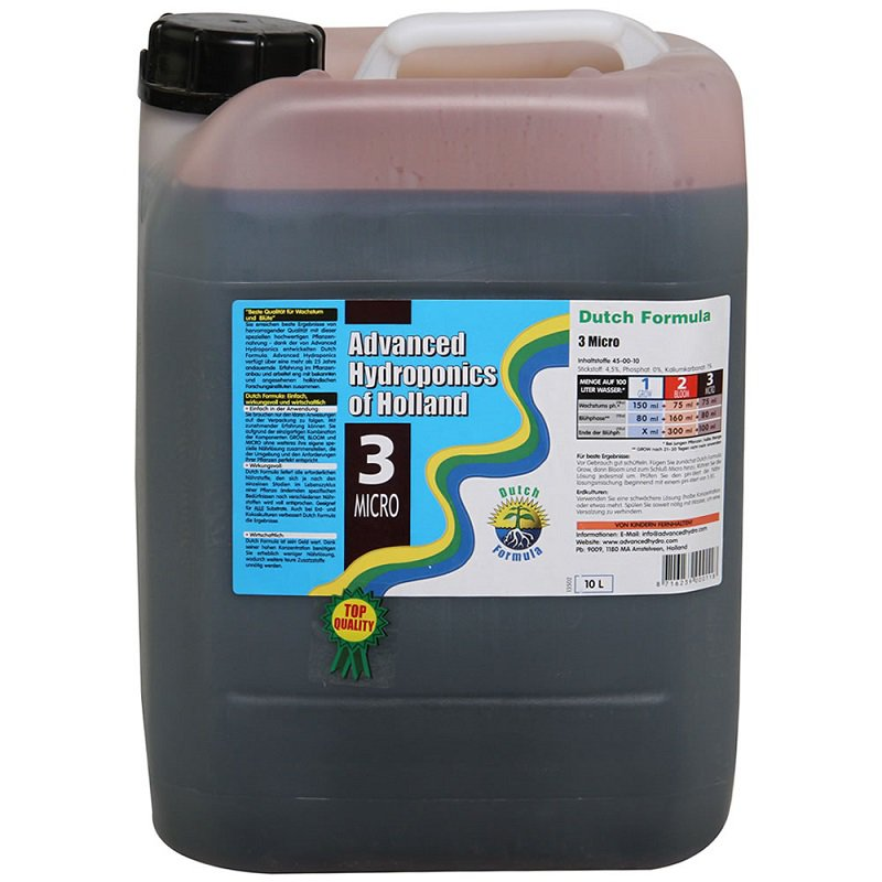 Advanced Hydroponics Micro Objem: 1l