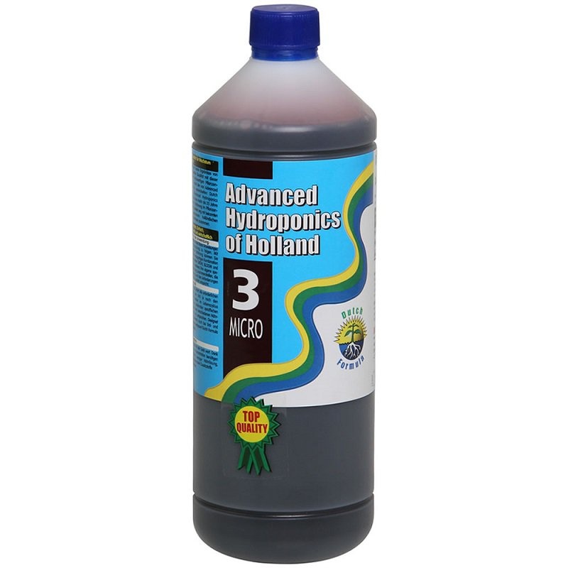 Advanced Hydroponics Micro Objem: 500ml