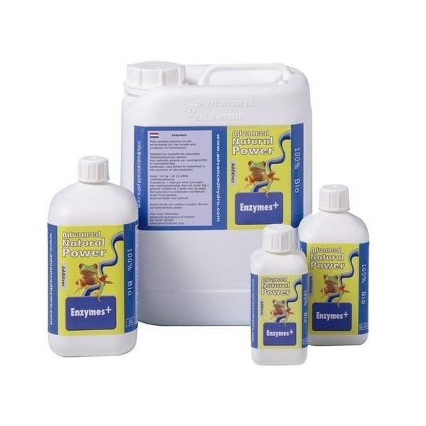 Advanced Hydroponics Enzymes+ Objem: 1l