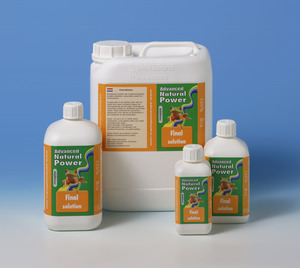 Advanced Hydroponics Final Solution Objem: 500ml