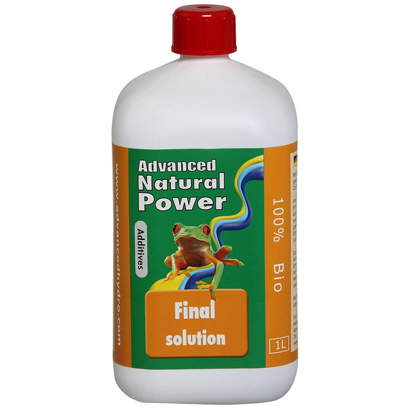 Advanced Hydroponics Final Solution Objem: 250ml
