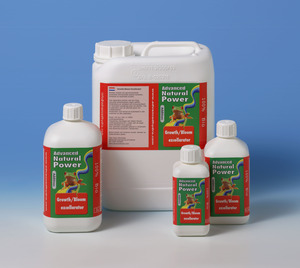Advanced Hydroponics Growth/Bloom Excellerator Objem: 500ml
