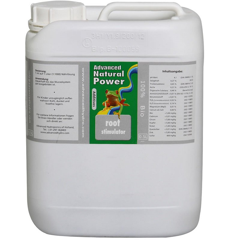 Advanced Hydroponics Root Stimulator Objem: 5l
