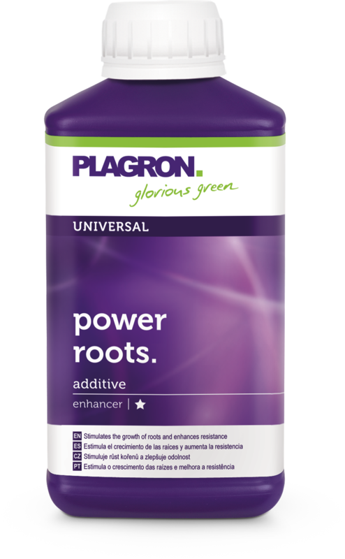 Plagron Power Roots Objem: 500ml