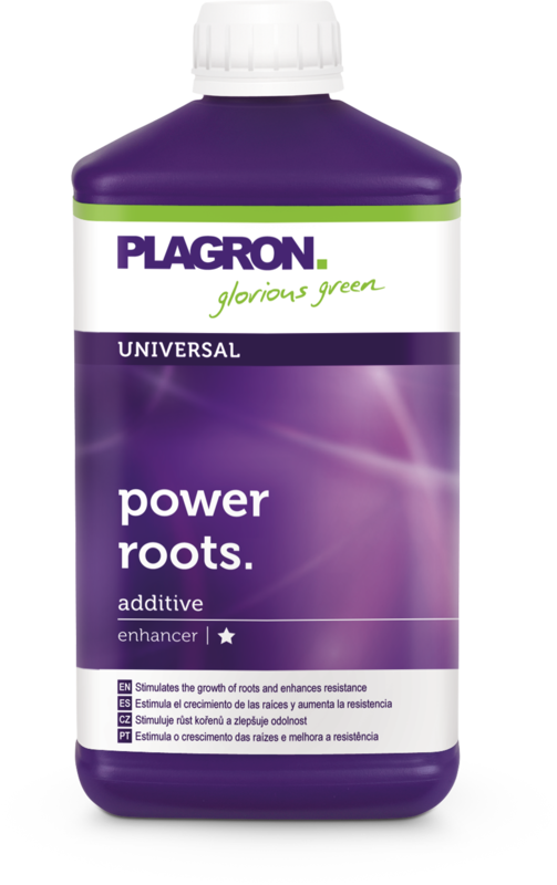 Plagron Power Roots Objem: 100ml