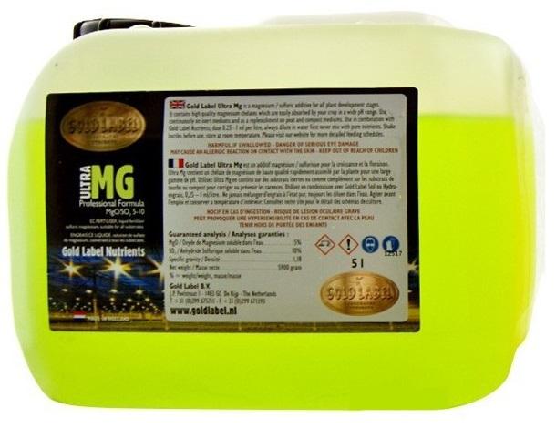 Gold Label Ultra MG 5l