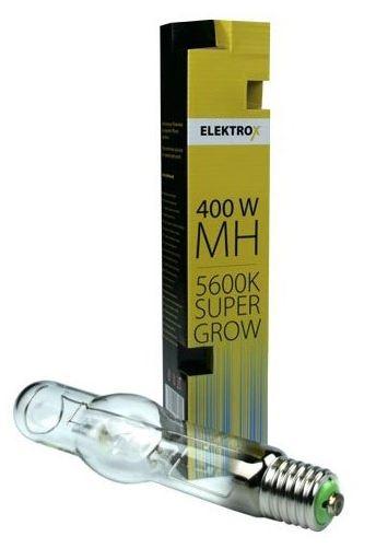 Výbojka ELEKTROX Super Grow MH 400W