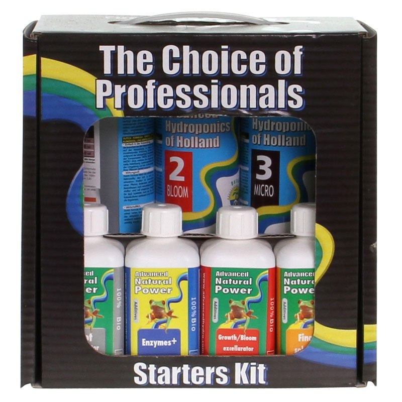 Advanced Hydroponics Starter Kit