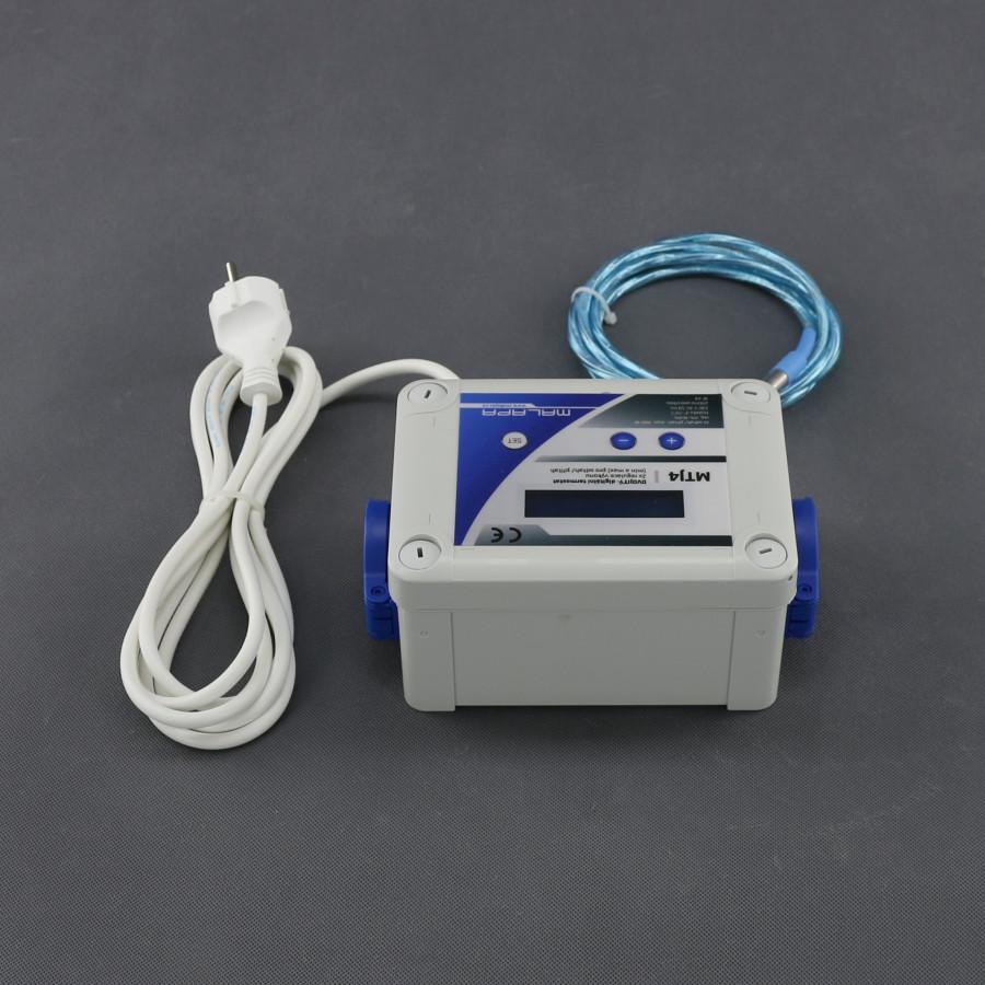 Malapa DVOJITÝ- digitální termostat s 2x regulací výkonu (min a max) pro odtah/ přítah MTJ4