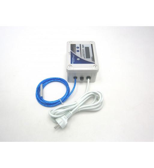 Malapa automatický digitální regulátor řízený teplotou MTR2