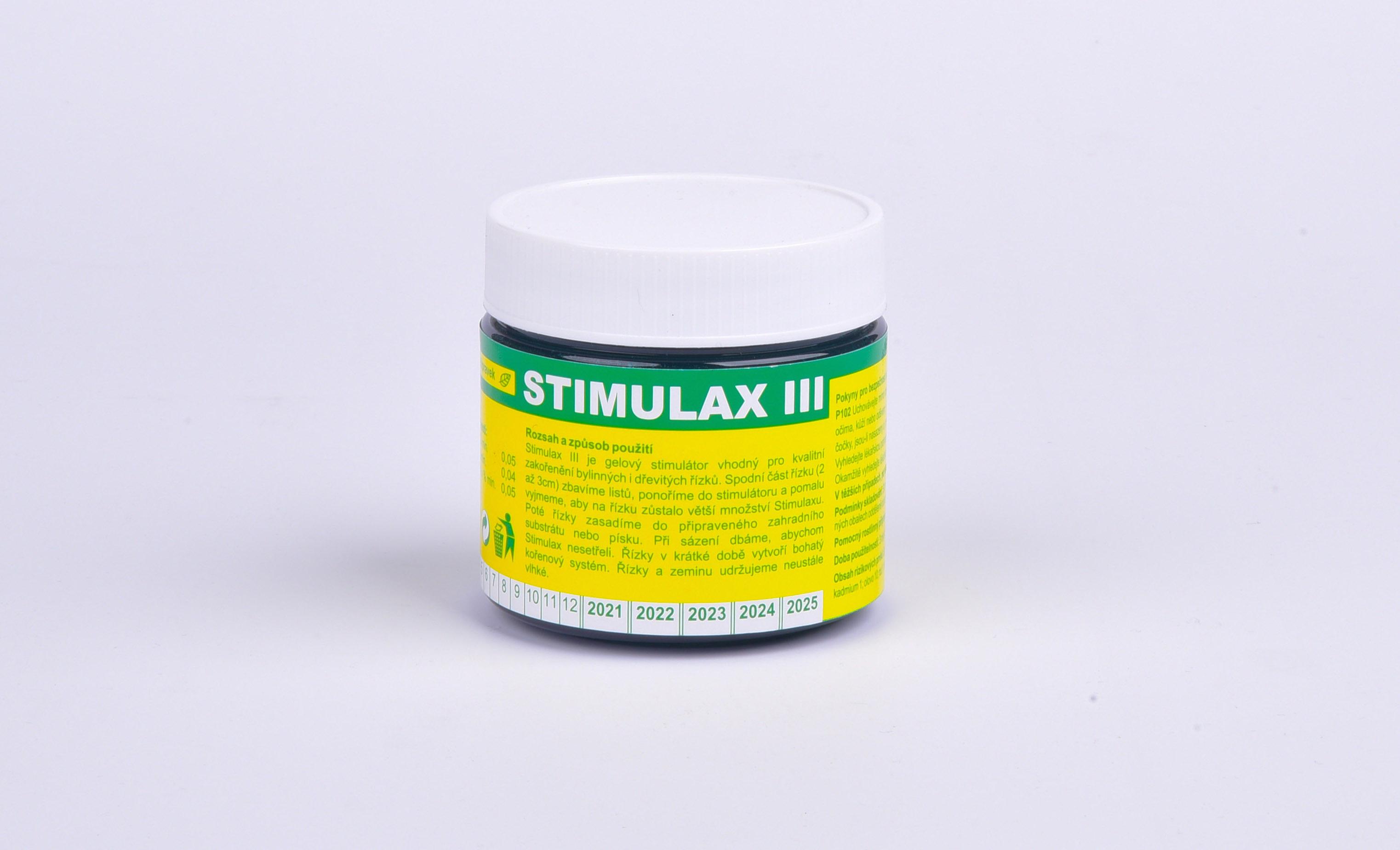 Stimulax 3-gelový