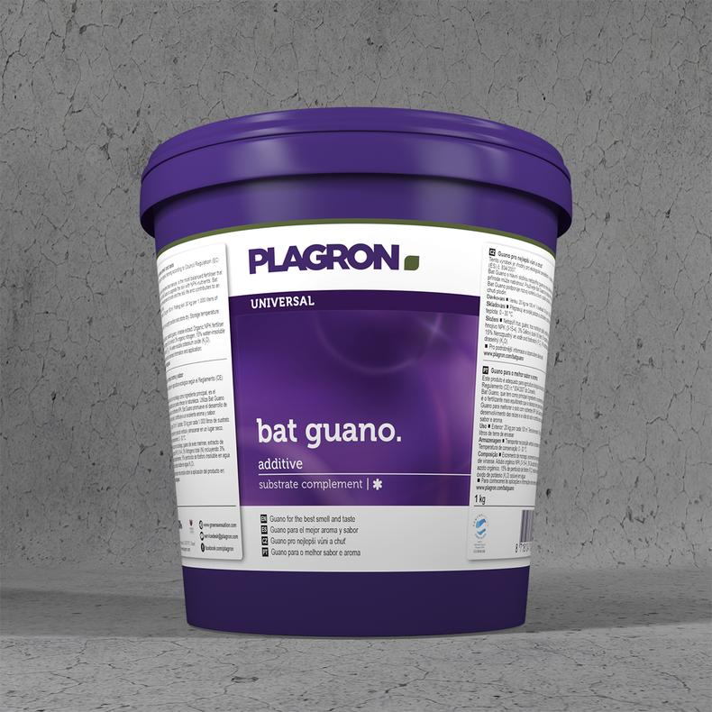 Plagron Bat Guano Objem: 1l