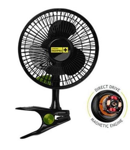 Ventilátor Garden Highpro Clip Fan 20CM / 7,5W