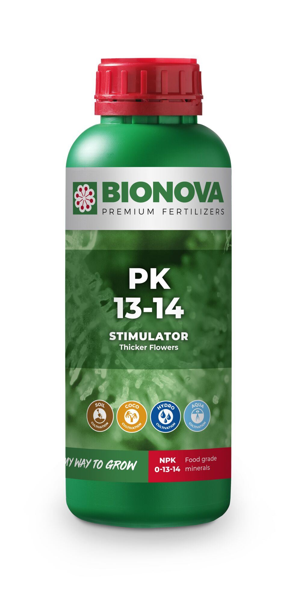 Bio Nova PK 13/14 (fosfor+draslík) 250ml