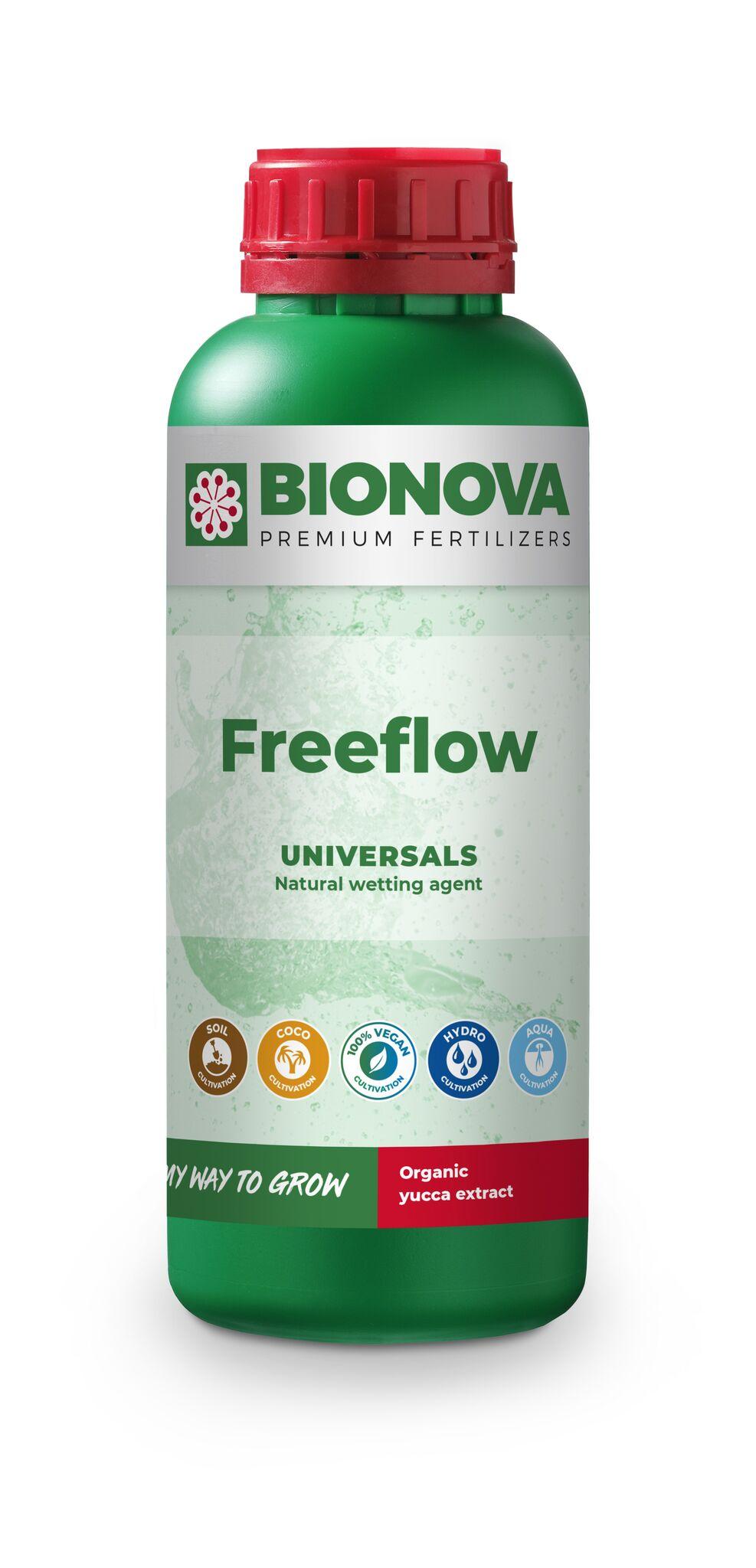 Bio Nova FreeFlow (smáčecí činidlo) 250ml