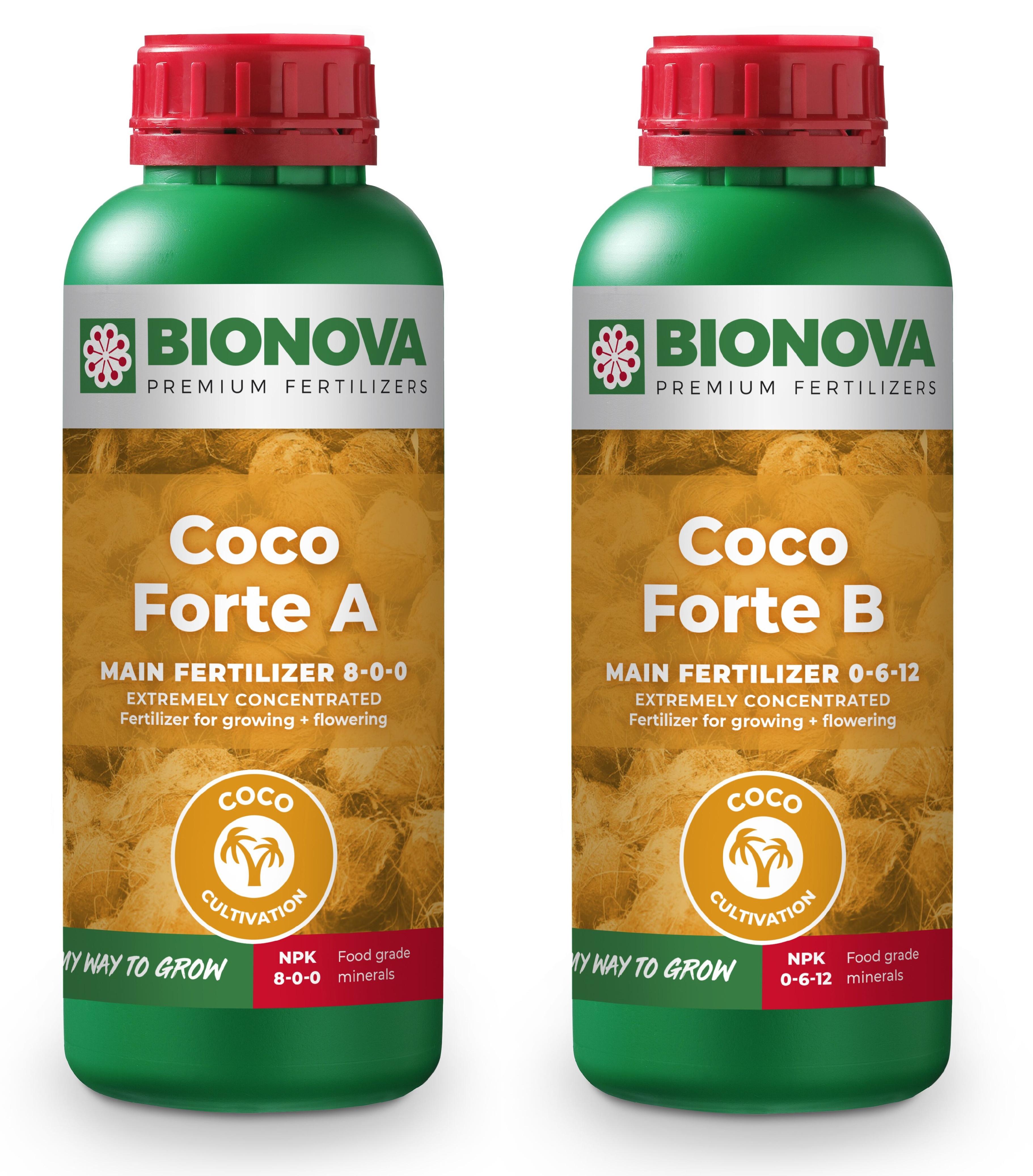 Bio Nova Coco-Forte A+B Coco 5l