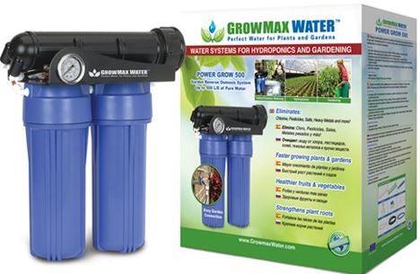 Growmax Reversní osmotická jednotka POWER Grow - 500 l/den