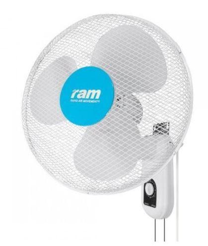 Cirkulační - násťenný ventilátor RAM - O40cm