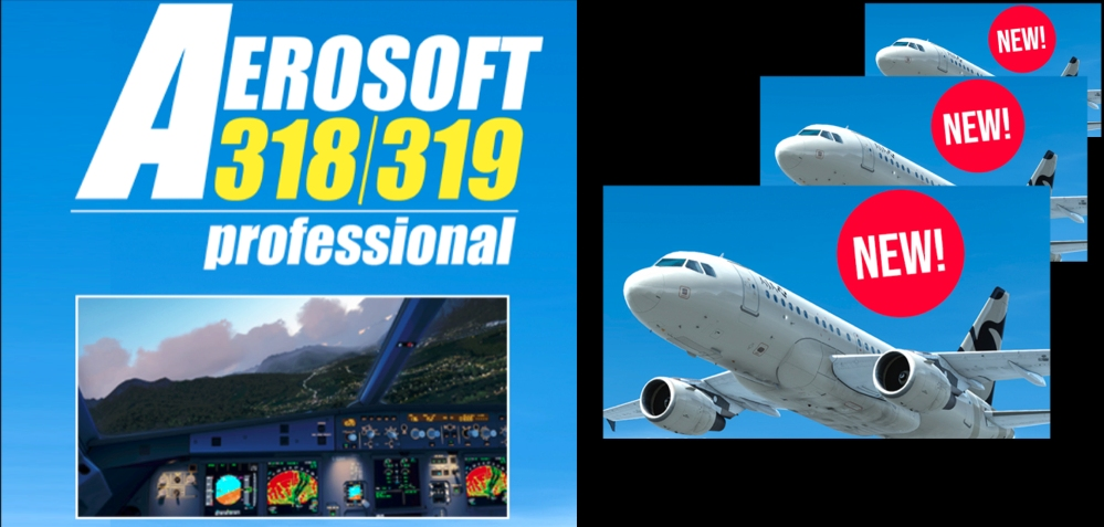 AIRBUS A318/A319 PROFESSIONAL FOR P3DV4
