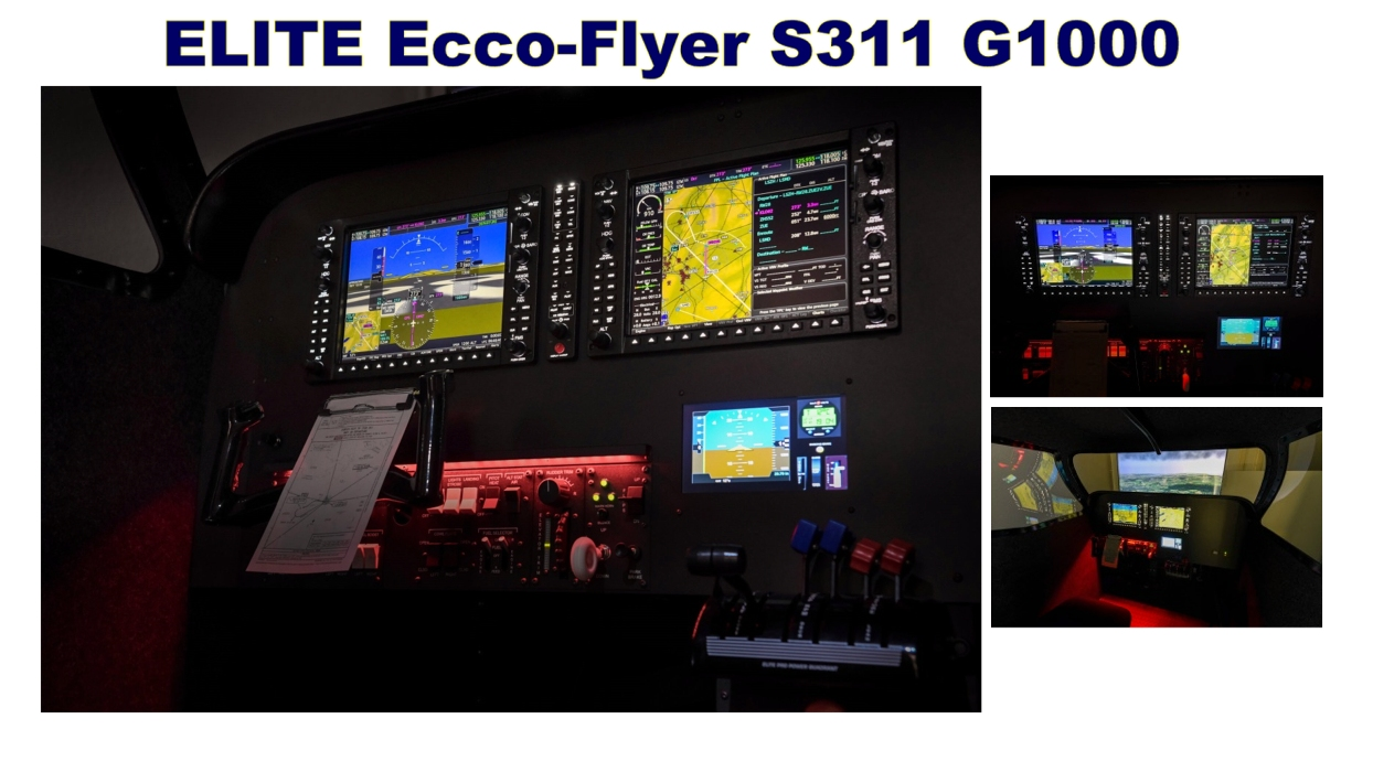 ELITE Ecco-Flyer S311 G1000