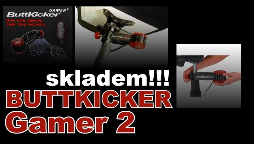 Buttkicker Gamer 2