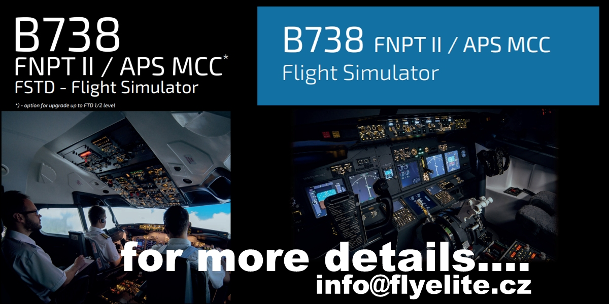 B738 FNPT II / APS MCC