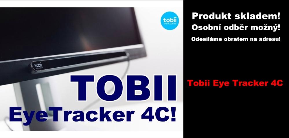 TOBII EYE TRACKER 4C!