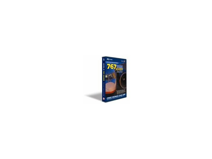 Level-D Simulations 767-300 ER :  FS2004 VERSION