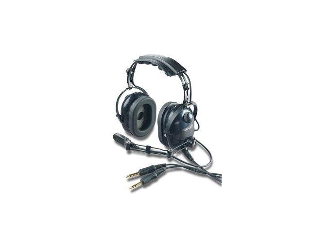 ASA HS-1 Headset (letecká sluchátka)