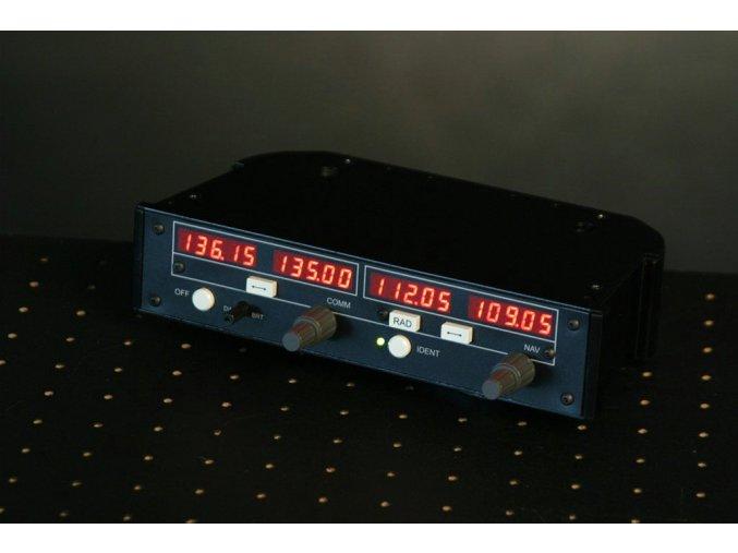 ELITE AP-4000 COM/NAV MODULE USB (8.33 KHz SPACING)