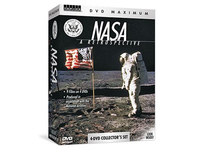 ASA NASA A Retrospective DVD