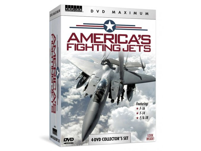 ASA America´s Fighting Jets DVD