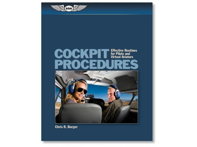 ASA Cockpit Procedures (kniha pro každého aktivního pilota)