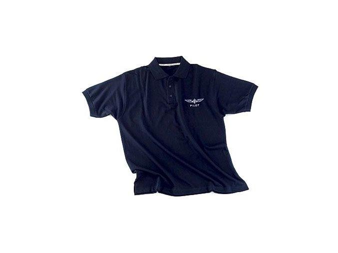 D4P PILOT Polo Shirt