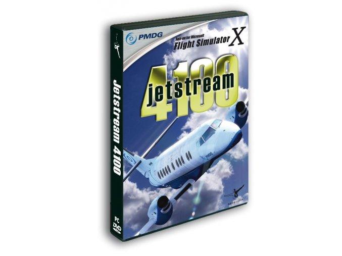 PMDG BAe Jetstream 4100 X