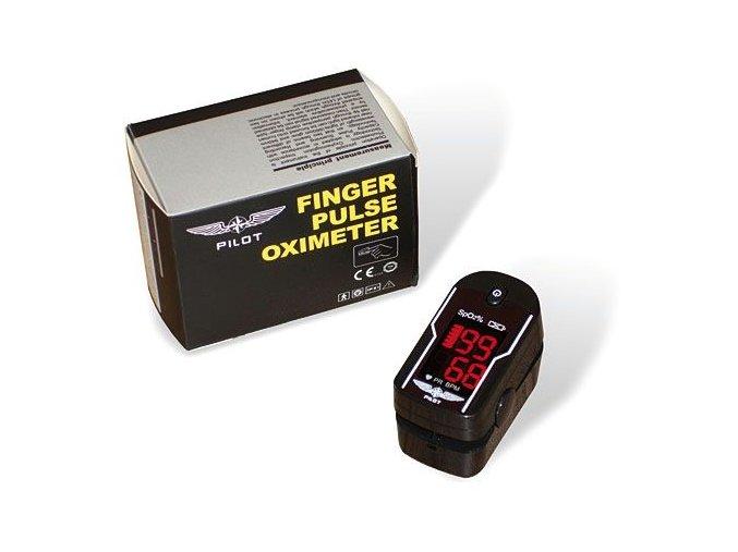 D4P Pilot Finger Pulse Oximeter