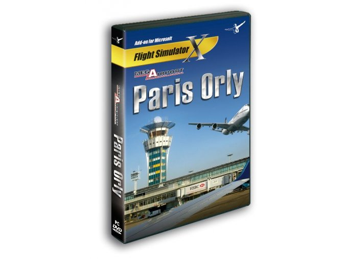 MegaAirport Paris Orly X