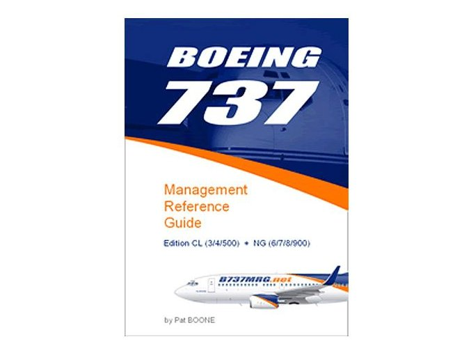 B737 Management Ref Guide CL + NG