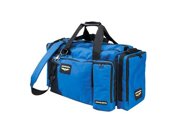 Jeppesen Captain Flight Bag Blue