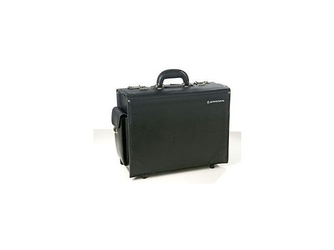 Jeppesen Premium Flight Case - Black