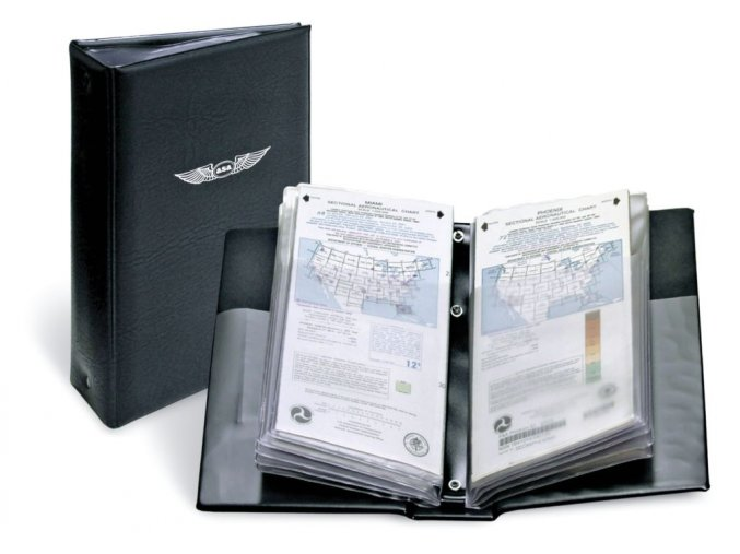ASA Large Book/Style Chart Wallet
