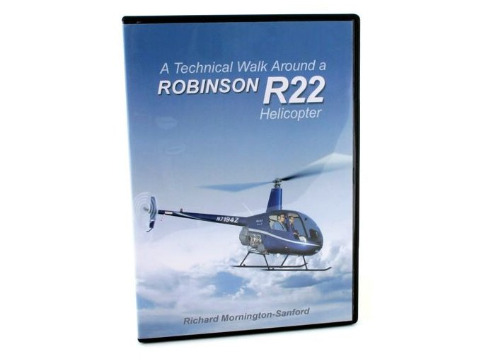 A Technical Walk Around a ROBINSON R22 Helicopter