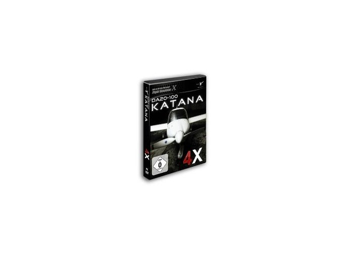 Diamond DA20-100 Katana 4X