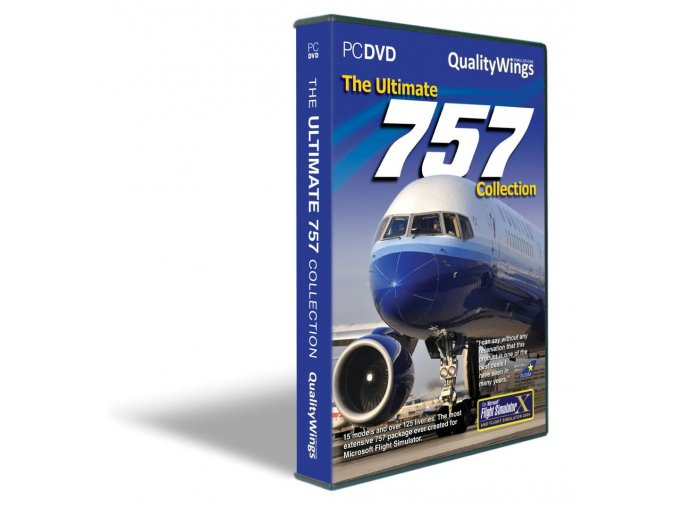The Ultimate 757 Collection X