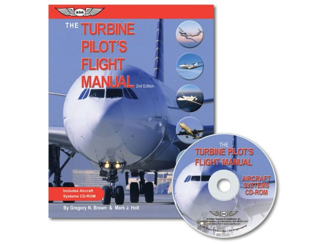 ASA The Ultimate Turbine Pilot´s Flight Manual