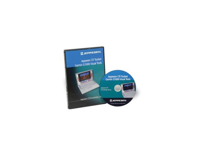 Jeppesen Garmin G1000 Visual Tools